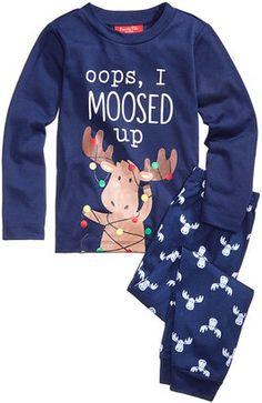 Christmas eve tradition. Christmas pj's for little boy