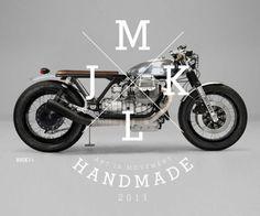 Moto Guzzi concept.