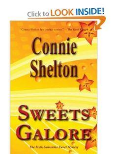 Sweets Galore: The Sixth Samatha Sweet Mystery (The Samantha Sweet Mysteries): Connie Shelton: 9781482772432: Amazon.com: Books