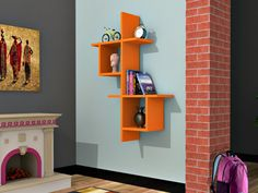 CONCUR wall shelving