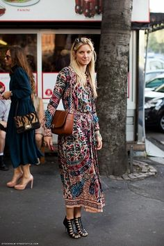 Inspirational Boho Style Outfits  The taste of Petrol and Porcelain (9)