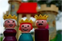 I loved little people.  My mom saved them all.  My kids  got to play with my castle set!