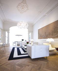 Interior design residential in Amsterdam | By Studio Jan des Bouvrie. #jandesbouvrie #interiordesign #architecture
