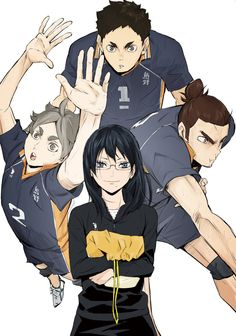 Haikyuu Manga, Haikyuu Fanart, Haikyuu Karasuno, Hinata, It's Over Now, Tumblr Love, Cute Anime Pics, Haikyuu Characters, Manga Games