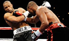 Bernard Hopkins vs Roy Jones Jr. 2