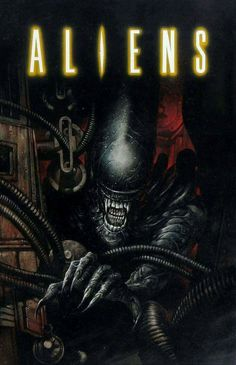 Aliens Horror Movie
