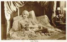 Rare Lee Parry Glamour Risque Boudoir by TheVintageProphecy