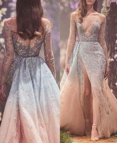 69 Ideas Fashion Model Runway Gowns For 2019 Gala Dresses, Couture Dresses, Formal Dresses, Glamour, Fantasy Dress, Designer Gowns, The Dress, Beautiful Gowns, Dream Dress