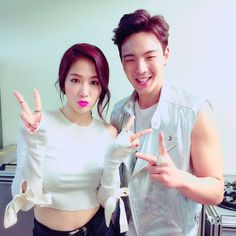 Bora and Shownu