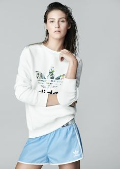 c2425b0fd6 TopShop collaboration with adidas Adidas Fashion