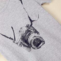 Gray Children t shirts Clothes Cotton Boys T Shirts Camera Style t-shirts Kids Short Sleeve Baby Children's Clothing  http://playertronics.com/products/gray-children-t-shirts-clothes-cotton-boys-t-shirts-camera-style-t-shirts-kids-short-sleeve-baby-childrens-clothing/