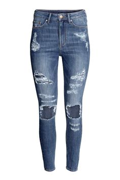 Skinny High Jeans | H&M