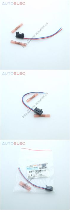 [Visit to Buy] 1Pcs 3BD998785 Left Wiring Harness with Plastic pipe connector Micro Switch for VW Passat B5 Bora Polo Golf MK4 Audi Bora Toura  #Advertisement