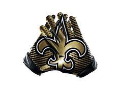 Nike Vapor Jet 2.0 (NFL Saints) Men's Football Gloves - $100.00