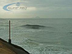 Praia Do Diabo às 07:05 hs - Mais fotos do Boletim das Ondas em www.surfrio.com.br