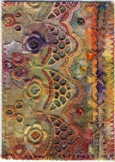 "ATC ""Autumn colors"" - traded | Flickr: partage de photos!"