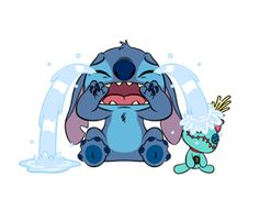 Stitch: Animated Stickers sticker #2713775