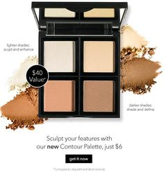 The e.l.f. Contour Palette has launched (June 2015) #makeup