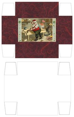 new miniature printables | Life in Miniature*: New Christmas Printies!