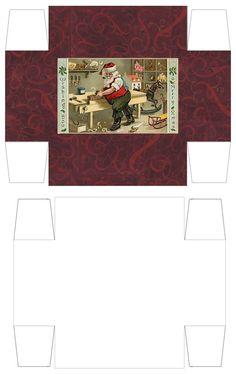 new miniature printables | Life in Miniature*: New Christmas Printies!