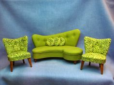 Dollhouse Miniature Furniture - Tutorials   1 inch minis: Buttons for furniture