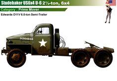 Studebaker US6x4 U-6