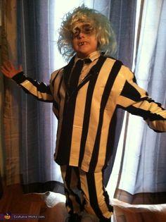 Beetlejuice - 2013 Halloween Costume Contest
