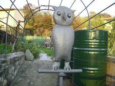 Handmade Iron #Owl
