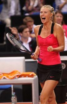 Maria Sharapova che meraviglia