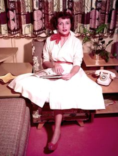 A Young Betty White. I love do much about this picture. And she kinda looks like my Nana when she was younger. Weird.