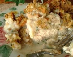 One-Dish Chicken Bake Recipe - Food.com