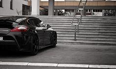 Porsche Panamera::