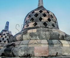 Borobudur, Indonesia #Borobudur #CandiBorobudur #MahayanaBuddhistTemple #Java #Indonesia
