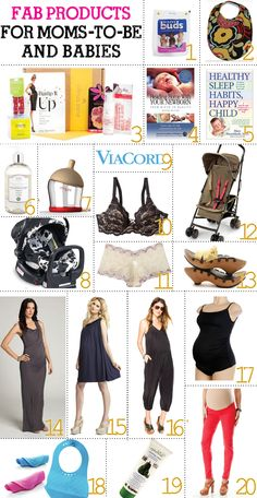 Great pregnancy products