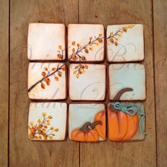 Vintage cookies for Halloween - Cake by Orietta Basso