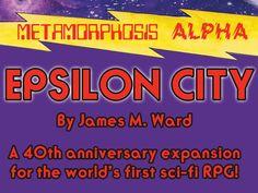 Metamorphosis Alpha: Epsilon City project video thumbnail