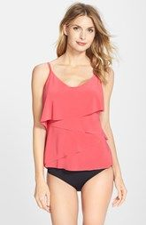 Have you guys ever seen this brand?Magic Suit by Miraclesuit® 'Chloe' Tankini Top