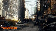 Tom Clancys the Division City Wallpaper Picture 1920×1080