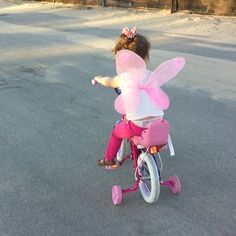 Cycling angel  #cyclingkids #cycling