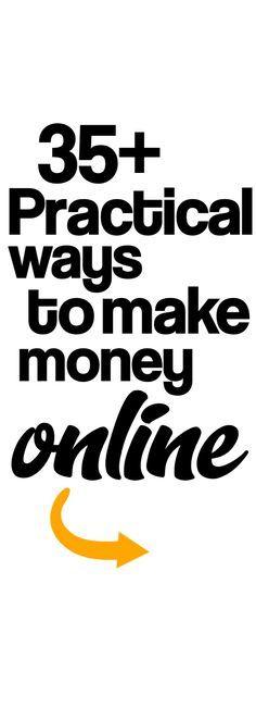 20 Clever Ways to Make Money Online Earn money online ideas Online Earning, Earn Money Online, Online Jobs, Ways To Save Money, Money Tips, How To Make Money, Earn Money From Home, Make Money Blogging, Saving Money