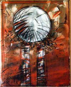 Sphère sur deux tours - 2002