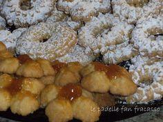 Biscotti con olio di mais