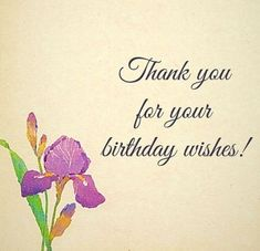 Thank You For The Birthday Wishes Money And Gifts Can Buy Almost Everything Except