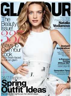 FREE 1-Year Subscription to Glamour Magazine