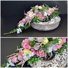 Black Flowers, Fresh Flowers, Flower Decorations, Christmas Decorations, Cemetery Decorations, Funeral Flowers, Arte Floral, Ikebana, Floral Arrangements