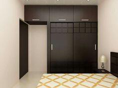 Trendy Bedroom Wardrobe Design With Tv Unit