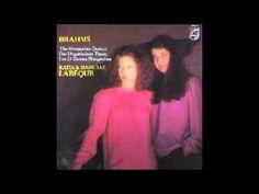 Brahms, The Hungarian Dances , Katia, Marielle Labeque , No 1,,,No 5 - YouTube