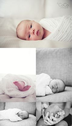 Newborn Lifestyle Photography - none of this overpropped unnatural posed stuff