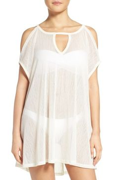 6f5077c3a5 Main Image - Robin Piccone Harper Cover-Up Tunic Women's Swimsuits & Cover  Ups,