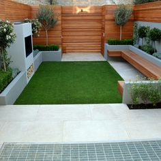 modern garden design ideas with garden design ideas